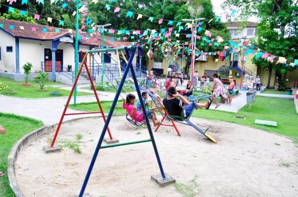Parque da Criança terá programação especial em homenagem ao Dia dos Pais