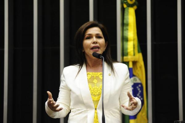 Conceição Sampaio votou contra a lei da 'guerra fiscal' que prejudica ZFM