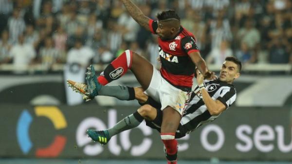 Botafogo e Flamengo empatam em 0 a 0 no jogo de ida da semifinal da Copa do Brasil