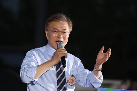 Presidente sul-coreano garante que nunca mais haverá guerra na península