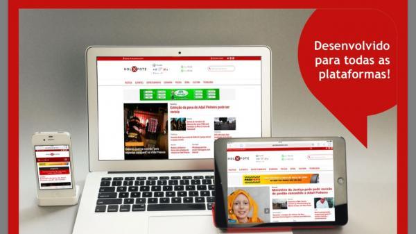 #Pesquisa365 afirma: Portal Holofote é o quarto mais influente nas redes sociais