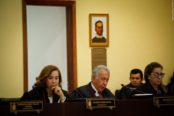 TJAM suspende ações judiciais por falha no abastecimento de água