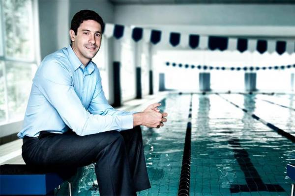 Gustavo Borges lança sistema de avaliação para nadadores