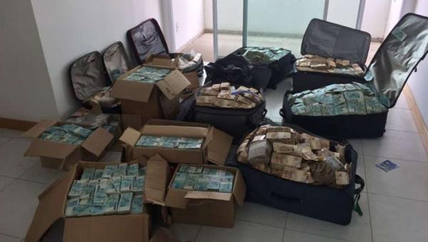 PF encontra dinheiro em 'bunker' que seria do ex-ministro Geddel Vieira