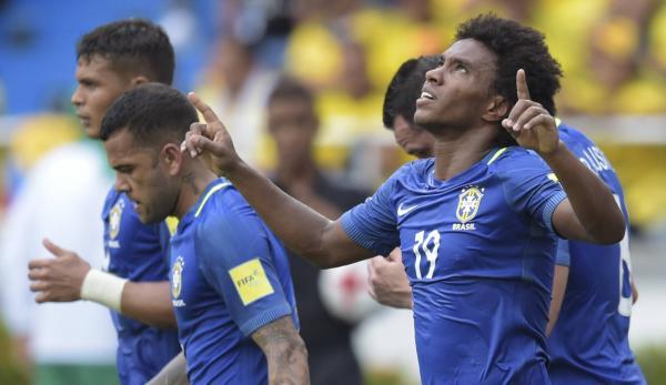 Brasil empata com a Colômbia, que interrompe série de vitórias de Tite nas Eliminatórias