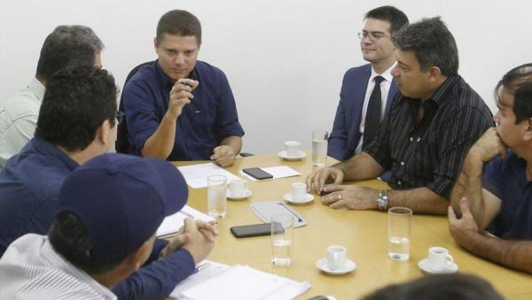 Rotta estuda criação de 'Rua Modelo', no centro de Manaus