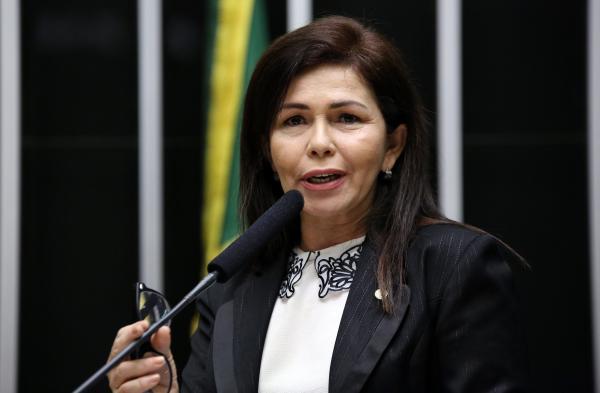 Conceição Sampaio vota a favor da PEC que muda regras das coligações e de acesso ao Fundo Partidário