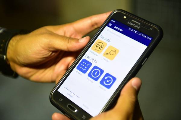 Na palma da mão: Aplicativo do Governo do Amazonas oferece serviços via celular