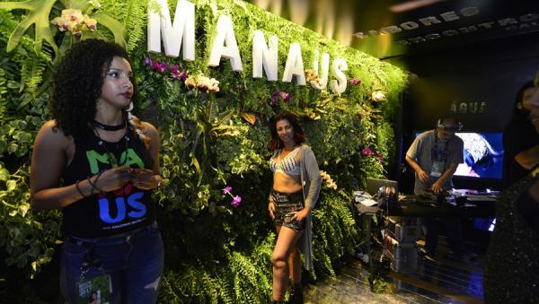 Maloca Urbana é sucesso de público no primeiro dia do Rock In Rio