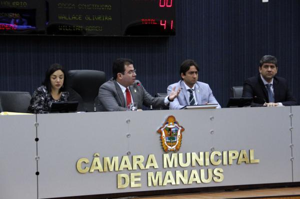 Utilização do Fundeb, pela Prefeitura de Manaus, continua repercutindo positivamente na CMM