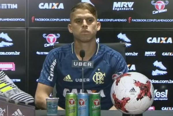 Cuéllar comemora momento positivo no Flamengo de Rueda: 'confiança é tudo'