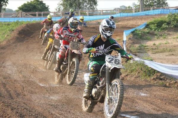 4ª etapa do Campeonato Amazonense de Velocross define Kurt Kristel como bicampeão