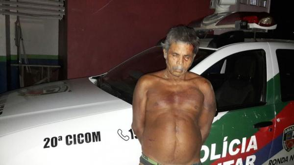 Detento do semiaberto é preso após matar jovem e ferir outro com golpes de faca