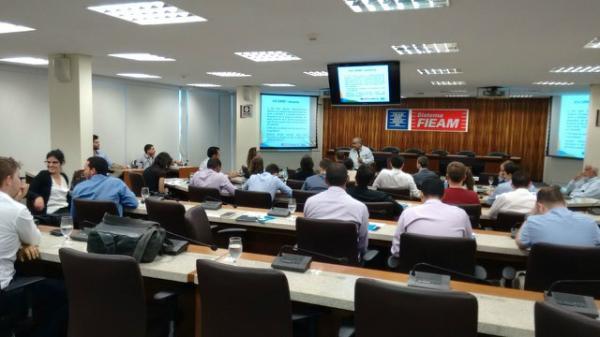 Fieam realiza encontro com representantes das startups de Manaus