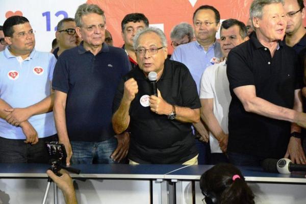 TRE aprova contas de Amazonino Mendes por unanimidade