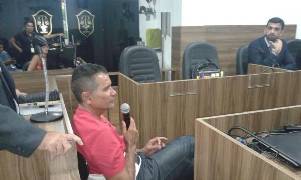 Bosco Brasil recebeu suspensão de 30 dias mais multa (Foto: Lisandro Windson/FAF)