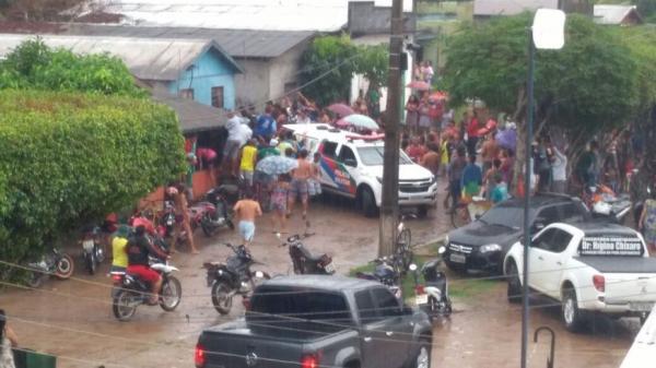 Vereador de Nova Aripuanã é feito refém com a família e filho é ferido durante crime