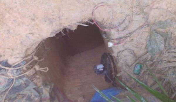 Seap descobre túnel no Centro de Detenção Masculino