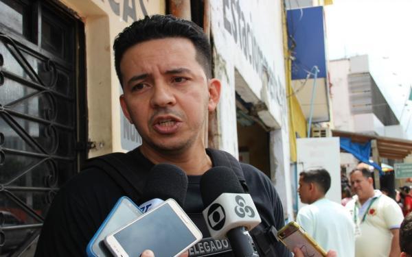 Delegado baleado no Amazonas é transferido para hospital em SP