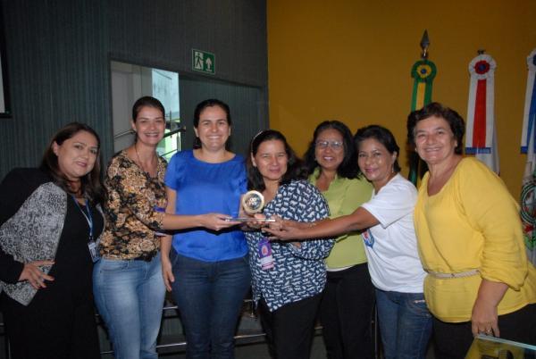 Semsa recebe premiação por desempenho no controle da tuberculose em Manaus