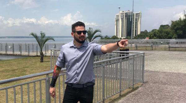 Carlos Portta quer colocar bebedouro na Ponta Negra
