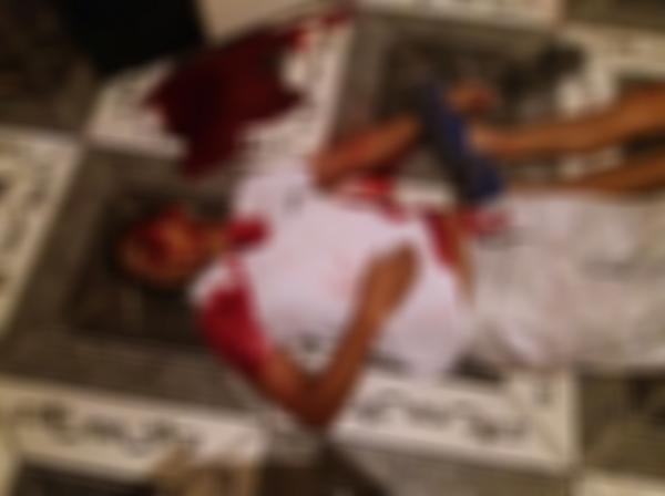 Grupo invade casa e mata irmãos e primo a tiros em Manaus
