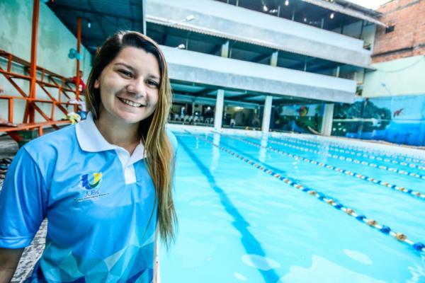 Isabelle Nobre conquista 1ª medalha para o AM nos Jogos Universitários Brasileiros