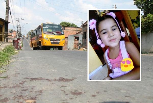 Idosa e neta de 4 anos são atropeladas em Manaus por moto em alta velocidade