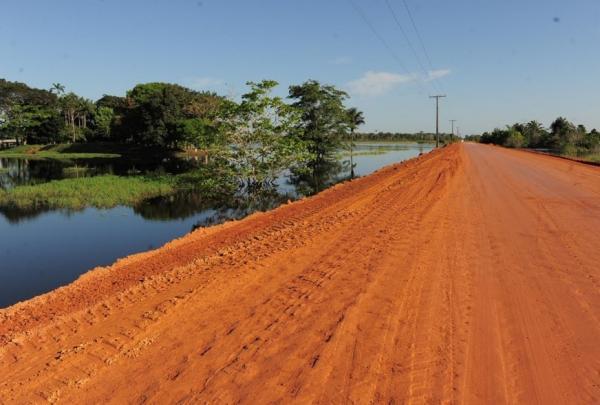 Governo do AM investe R$ 170 milhões em revitalização de ramais no interior