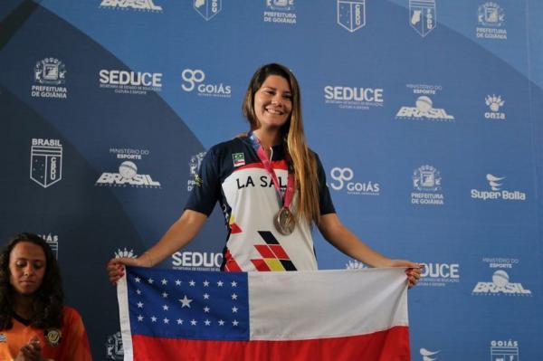 Atletas do AM brilham e conquistam medalhas nos Jogos Universitários Brasileiros