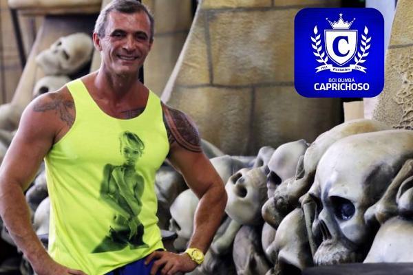 Caprichoso contrata carnavalesco Paulo Barros