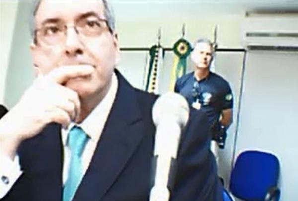Cunha diz à Justiça que não recebeu dinheiro da JBS para ficar em silêncio