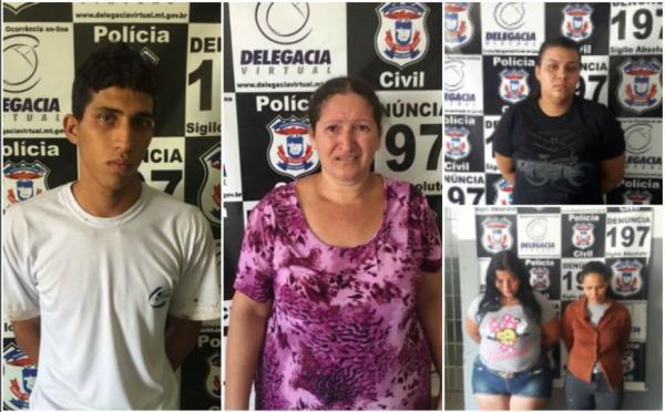 Polícia prende cinco suspeitos de enganar pacientes com golpe do 'falso médico'