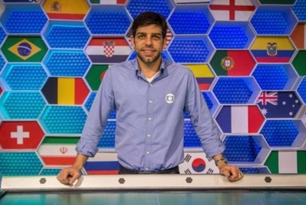 Juninho é vetado e não comenta mais jogos do Flamengo
