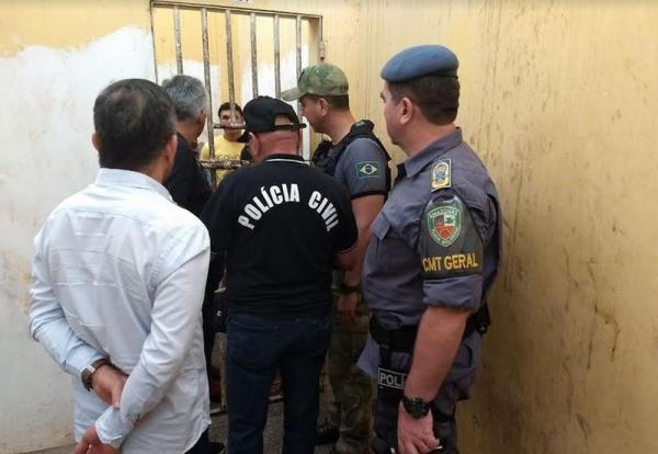 Operação 'Interior Seguro' resulta em prisão de 23 pessoas em Coari
