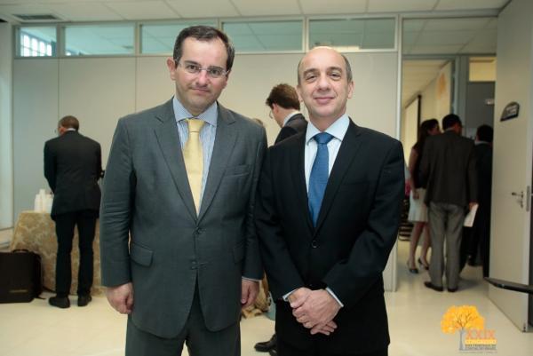 Érico Desterro é eleito vice-presidente do Instituto de Inteligência dos Tribunais de Contas