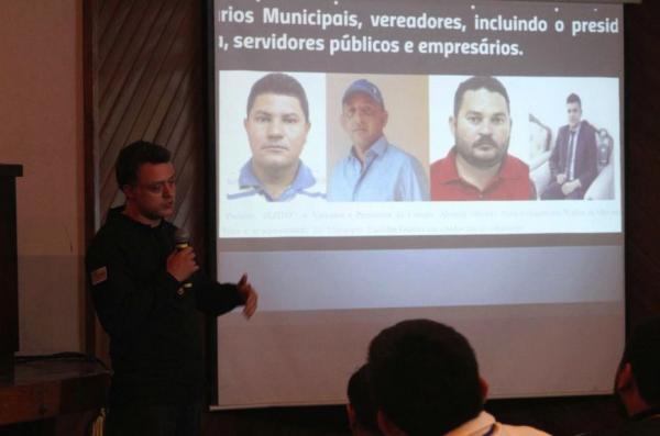 Quadrilha liderada por prefeito é acusada de desviar R$ 60 milhões em verbas no AM