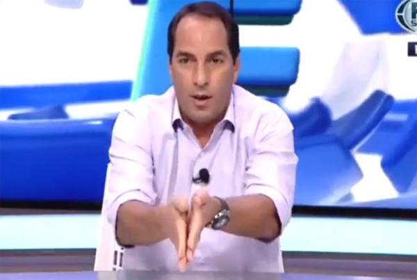 Edmundo detona treino de goleiros do Flamengo
