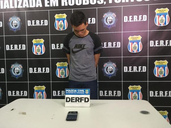 Jovem é preso suspeito de matar professor universitário em Manaus
