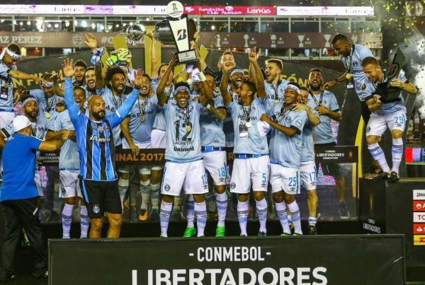 Na Argentina, Grêmio bate o Lanús e se torna tricampeão da Libertadores