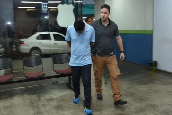 PM captura homem que furtava carros em estacionamentos