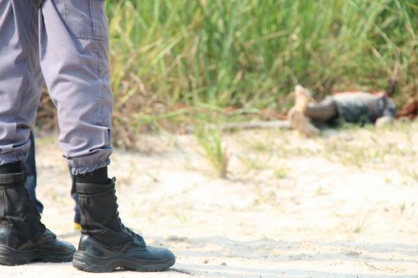 Corpo do traficante 'Billy' é encontrado sem a cabeça no Viver Melhor
