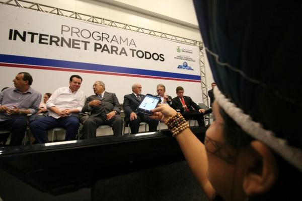 'Internet para Todos' é apresentado em Manaus e vai atender municípios do AM