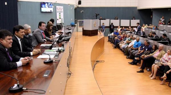 Câmara aprova reajuste salarial de servidores da Prefeitura de Manaus