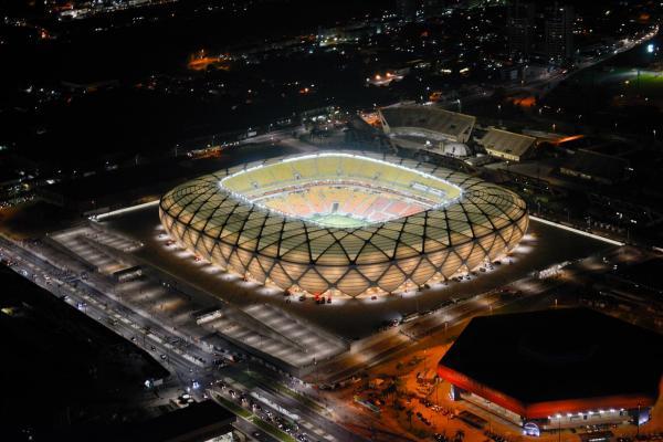 Arena da Amazônia será palco da final da Série B do Amazonense de Futebol