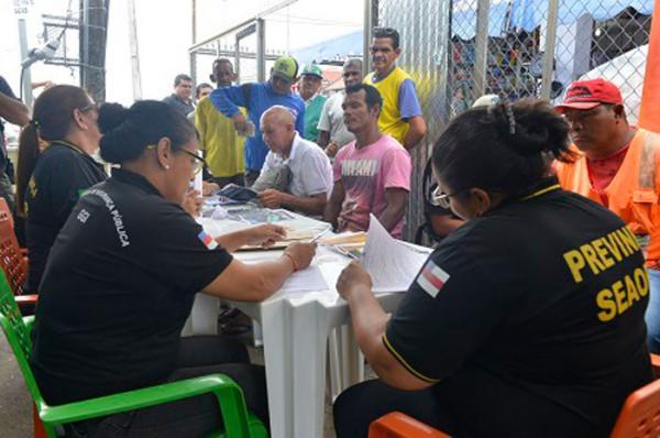 Em menos de 48h, ação da SSP-AM na Manaus Moderna prende três foragidos da justiça