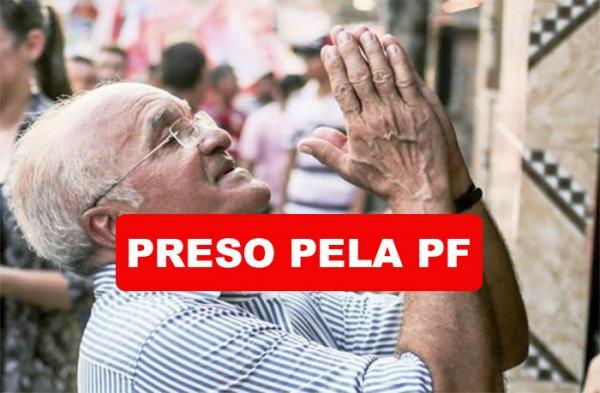Há mais de um ano o Portal Holofote anunciava a prisão do ex-governador José Melo