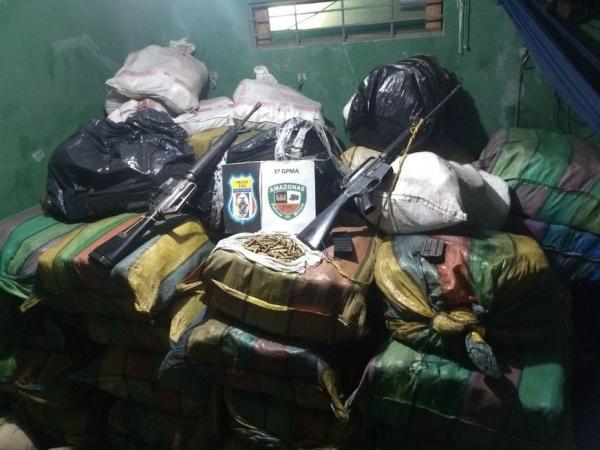 Polícia Civil apreende mais de uma tonelada de drogas em Anori, afirma delegado