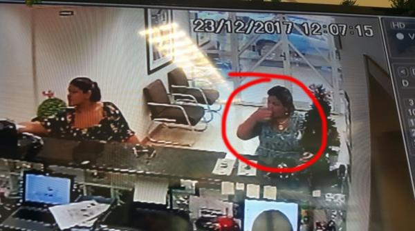 Dois dias depois de operação da PF, Edilene retirou documentos que estavam em galpão