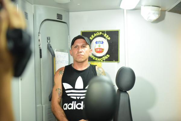 Foragido do presídio é recapturado enquanto atuava como 'flanelinha' no Centro de Manaus